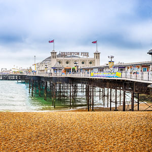 WHY OUR GATWICK HOTEL RECOMMENDS YOU VISIT BRIGHTON IN 2018